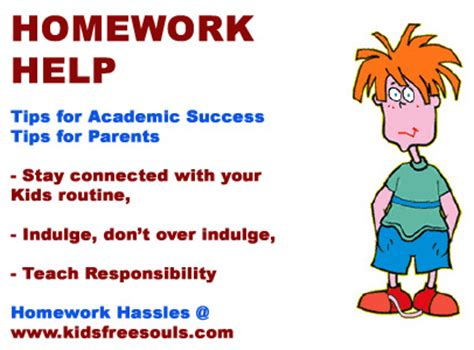 Teaching parents how to help with homework